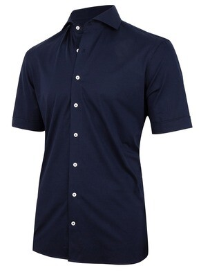Cavallaro | Shirt | 110211053 d.blauw