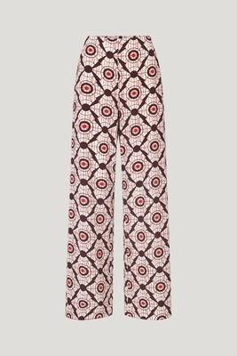 Baum und Pferdgarten   Pantalon   21733 rood