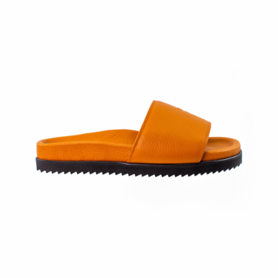 Sombrero | Slippers | The Naim Lee oranje