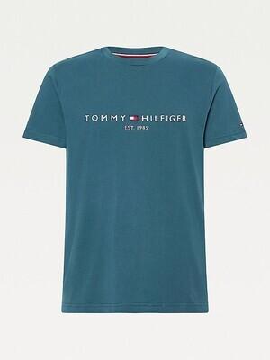 Tommy Hilfiger   T-shirt   MW0MW11797 blauw
