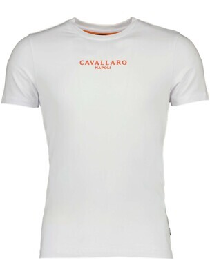 Cavallaro   T-shirt   117212019 wit