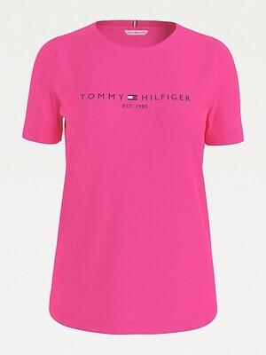 Tommy Hilfiger   T-shirt   WW0WW28681 bordeaux