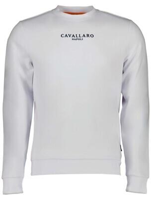 Cavallaro   Sweater   120212015 wit