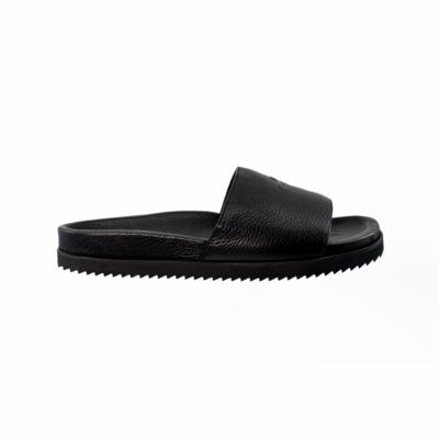 Sombrero | Slippers | The Naim Lee zwart