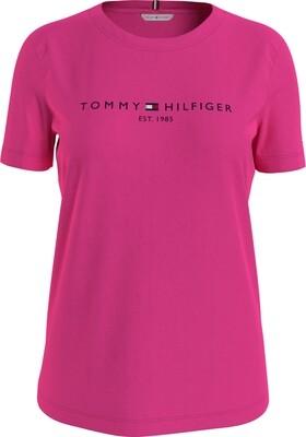 Tommy Hilfiger   T-shirt   WW0WW28681 pink