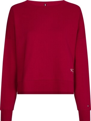 Tommy Hilfiger | Sweater | WW0WW30983 bordeaux