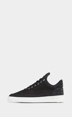 Filling Pieces | Sneaker | 2512726 zwart