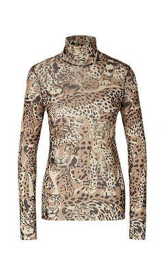 Marccain   T-shirt   RS 48.35 J07 bruin