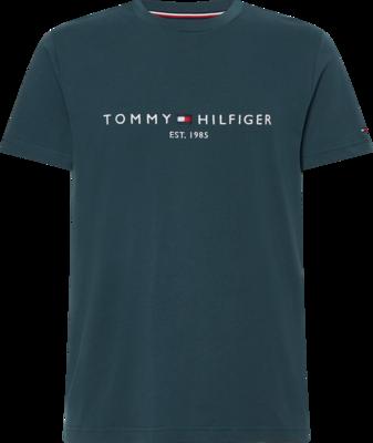 Tommy Hilfiger   T-shirt   MW0MW11797 groen