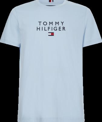 Tommy Hilfiger   T-shirt   MW0MW17663 l.blauw