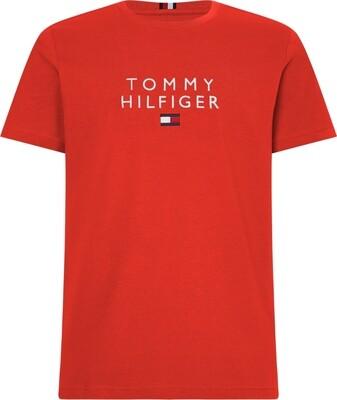 Tommy Hilfiger   T-shirt   MW0MW17663 oranje