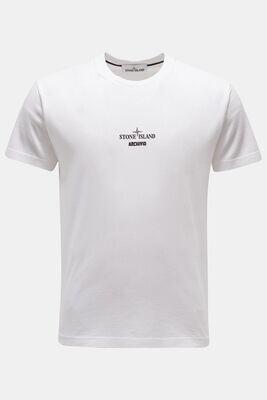 Stone Island   T-shirt   MO75152NS91 wit