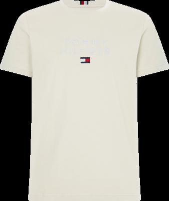 Tommy Hilfiger   T-Shirt   MW0MW17663 creme