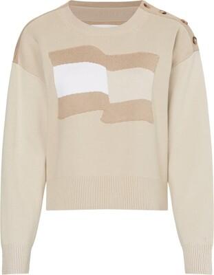 Tommy Hilfiger | Sweater | WW0WW31758 beige