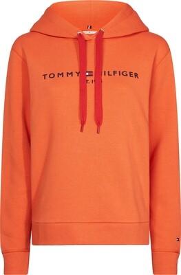 Tommy Hilger | Sweater | WW0WW26410Z21 oranje