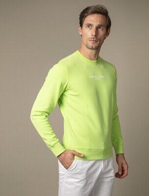 Cavallaro Napoli | Sweater | 120211008 groen