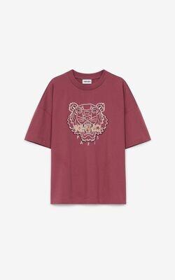 Kenzo   T-shirt   FB62TS6404YH paars