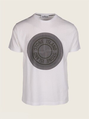 Stone Island   T-shirt   MO75152NS89 wit