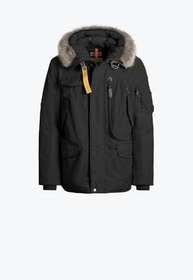 Parajumpers   Jas Right Hand   PMJCKMA03 RIGHT HAND zwart