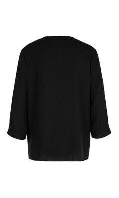 Marccain   Blouseshirt   RS 55.10 W41 zwart
