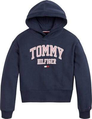 Tommy Hilfiger Kids | Hoody | KG0KG05676 navy
