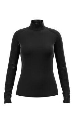 Marccain   T-shirt   RS 48.15 J02 zwart