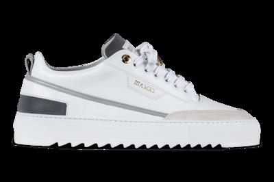 Mason Garments | Sneaker | FW2118DTORINO grijs