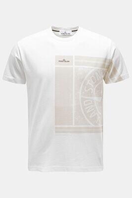 Stone Island   T-shirt   MO75152NS81 wit