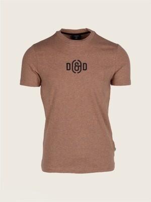 D&D   T-shirt + Tas   117216001 beige