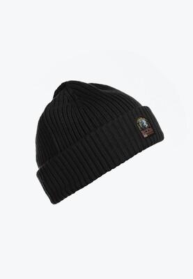 Parajumpers | Muts | PAACCHA02 RIB HAT zwart