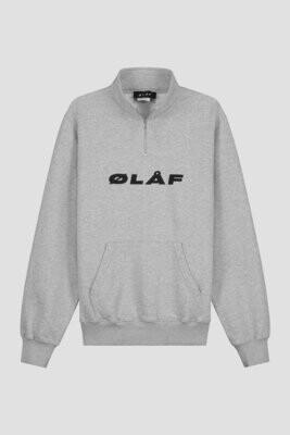 OLAF   Sweater   A011 grijs
