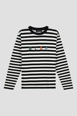 OLAF   T-shirt   N007 zwart