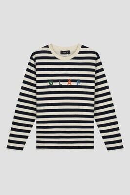 OLAF   T-shirt   N005 navy