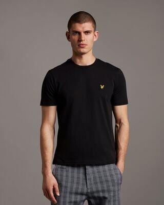 Lyle and Scott   T-shirt   TS400VOGW21 zwart