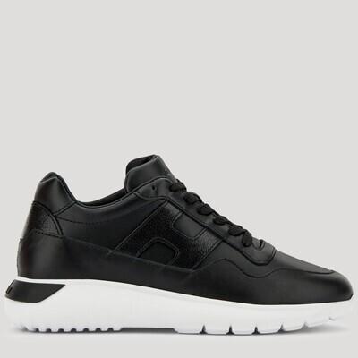 Hogan | Sneaker Interactive³ | HXW3710AP21 zwart