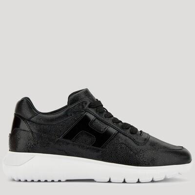 Hogan | Sneaker Interactive³ | HXW3710AP20 zwart