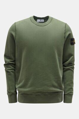 Stone Island | Sweatshirt | MO751563020 groen