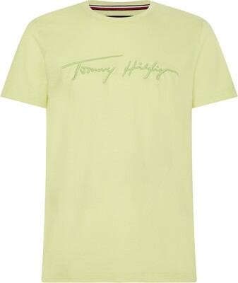 Tommy Hilfiger   T-shirt   MW0MW18729 geel