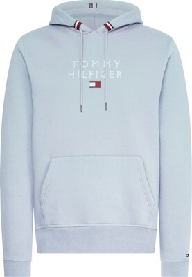 Tommy Hilfiger | Hoody | MW0MW17397 l.blauw