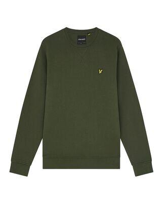 Lyle and Scott | Sweater | ML424VOGW21 olijfgroen