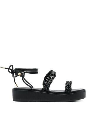 Michael Kors | Sandaal | 40S1MRFA2D zwart