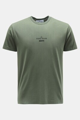 Stone Island   T-shirt   MO75152NS91 groen