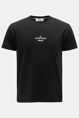 Stone Island   T-shirt   MO75152NS91 zwart