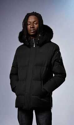 Moose Knuckles   Jacket Richardson   M31MJ178 zwart