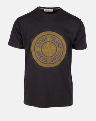 Stone Island   T-shirt   MO75152NS89 d.grijs