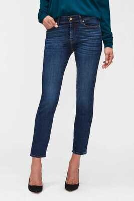 7 For All Mankind   Jeans Roxanne ankle soho   JSVY44ASDO d.blauw