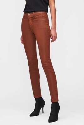7 For All Mankind   Jeans HW Skinny   JSWZV500CM bruin