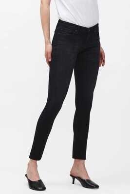 7 For All Mankind   Jeans Pyper Slim   JSL4A49SFB zwart