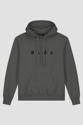 Olaf | Hoody | 0048 grijs