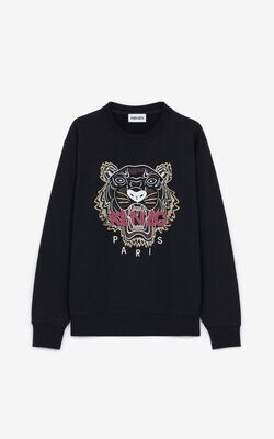 Kenzo | Sweater | FB62SW8244XA zwart